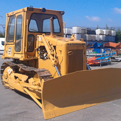 bulldozer caterpillar d4e