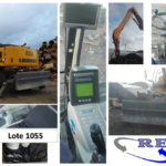 Lote 1055 LIEBHERR A934C Litronic 00