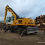 Lote 1055 LIEBHERR A934C Litronic 01